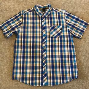 Marmot Short Sleeve Button up Men's Large